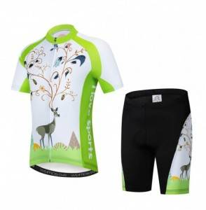 Children Cycling Jersey Clothing Shorts