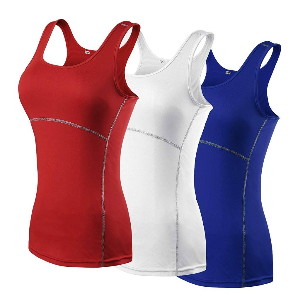 Secofly Womens Pack Layer Racerback