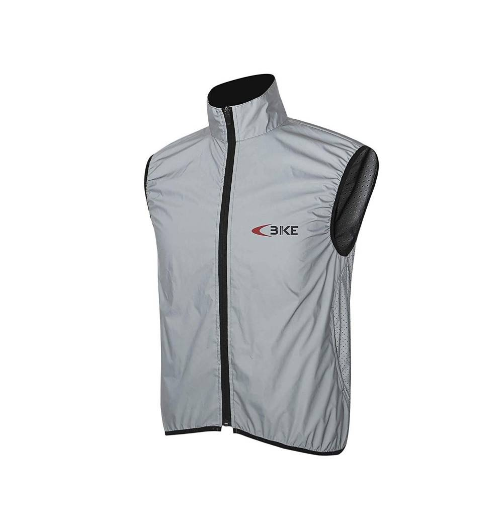 Mysenlan Reflective Visibility Running Windproof