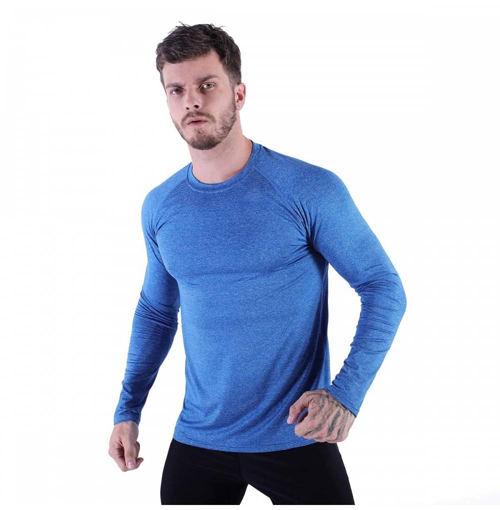 H MILES M076 Mens Sleeve T Shirt