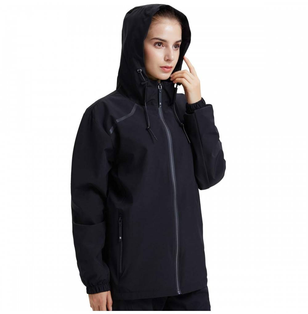 UDAREIT Windbreaker Waterproof Running Lightweight