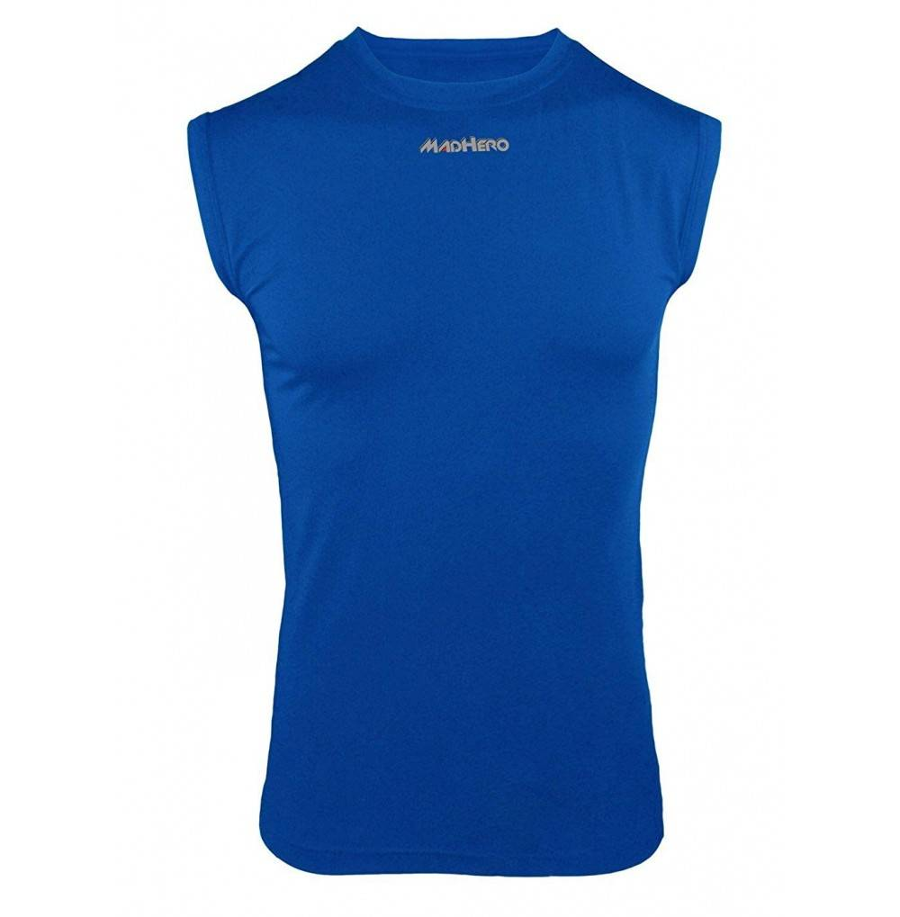 MADHERO Sleeveless Compression Baselayer Undershirts