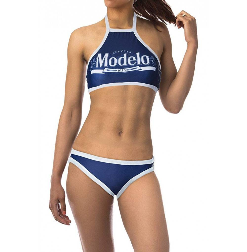 Official Modelo 2 Piece Halter Athletic