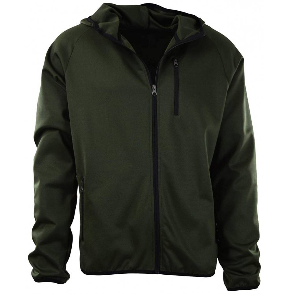 ChoiceApparel Mens Full Track Jacket