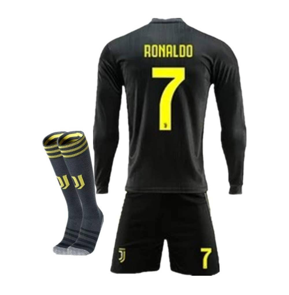 Season Juventus Ronaldo Sleeve Jerseys