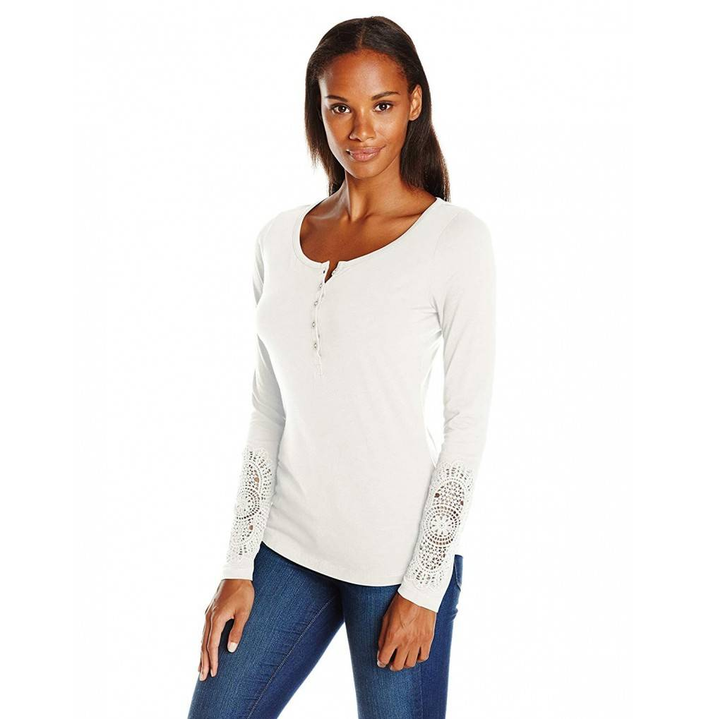 Royal Robbins Womens Sleeve Henley