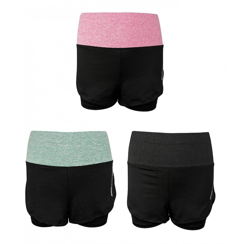 Dearchuu Sports Shorts Running Double
