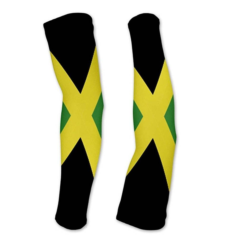 Jamaica Compression Sleeves Protection Unisex