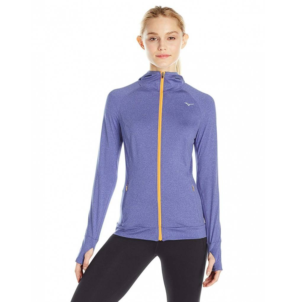 Mizuno Running Womens Active Hoody