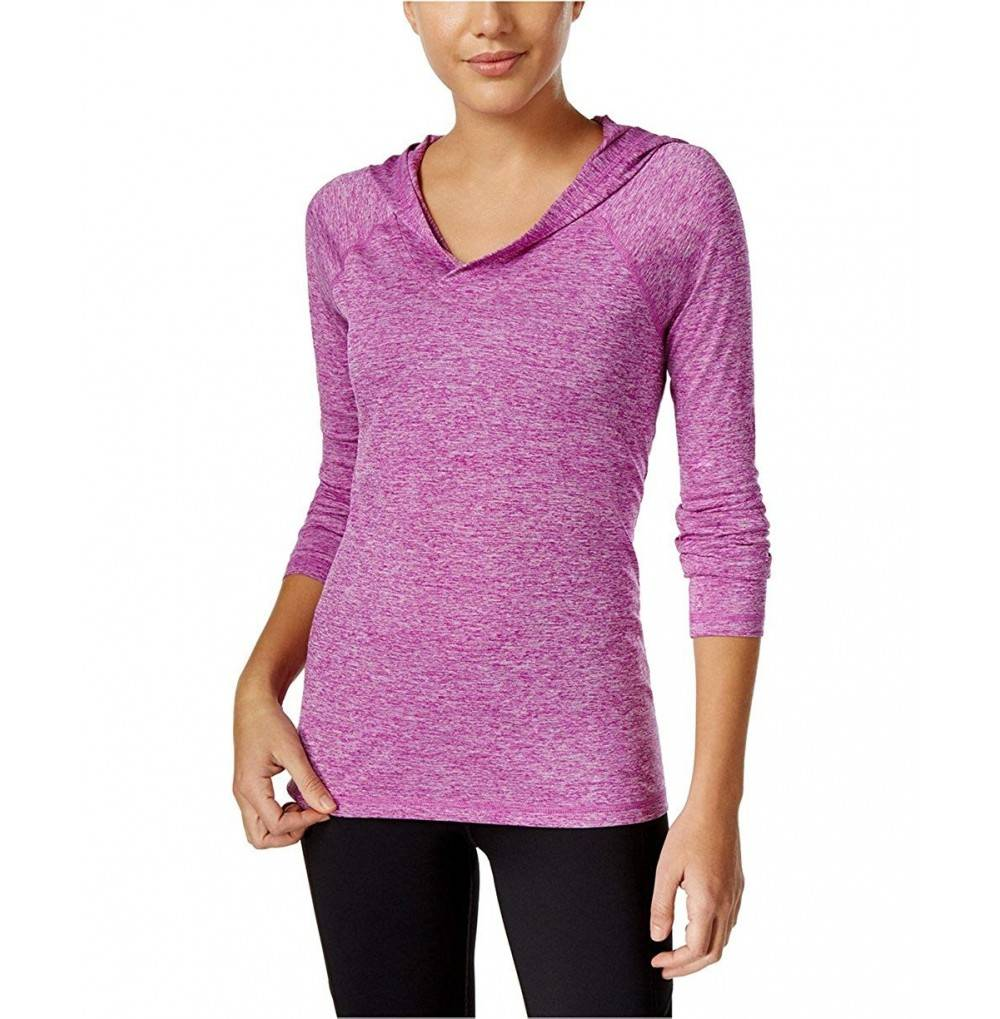 Ideology Womens Rapidry Heathered Performance