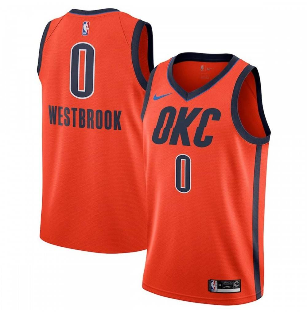 Outerstuff Russell Westbrook Oklahoma Thunder
