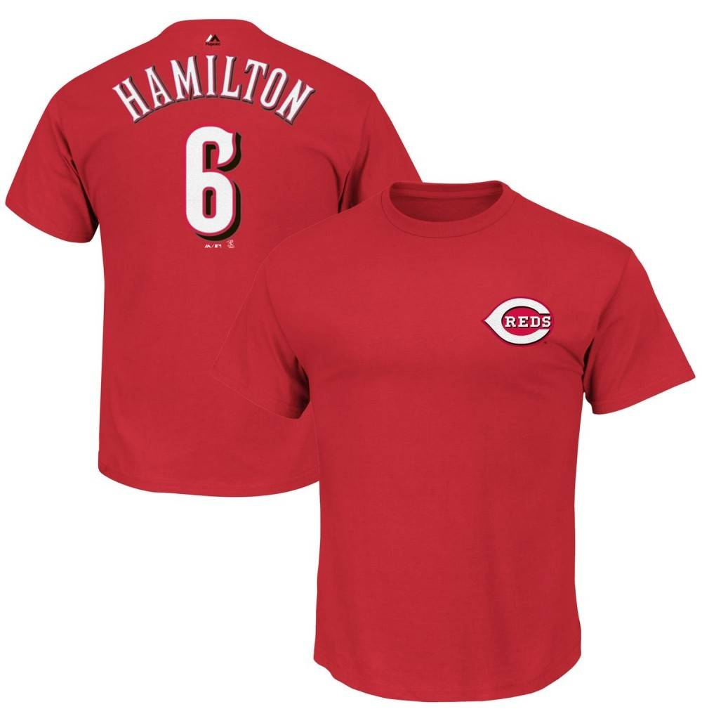 Billy Hamilton Cincinnati Youth Number