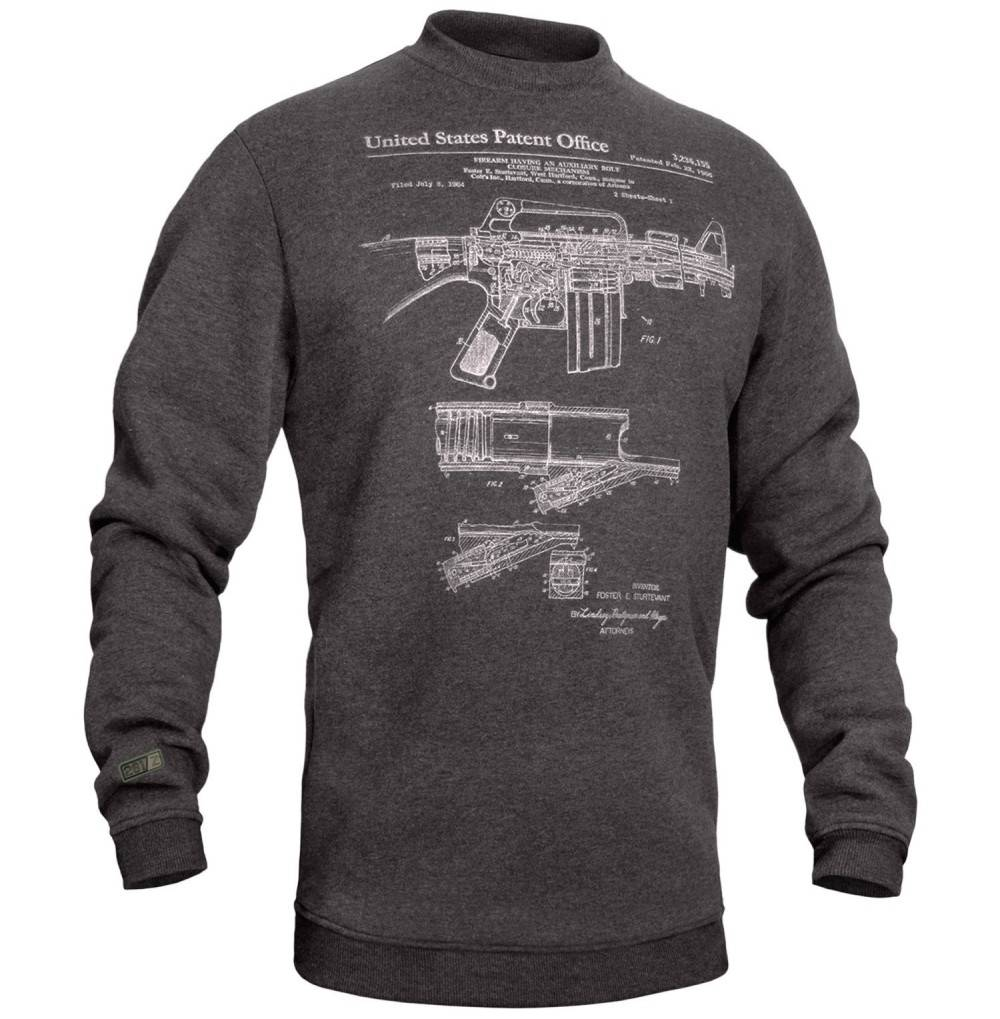 281Z Mens Warm Sweatshirt Tactical