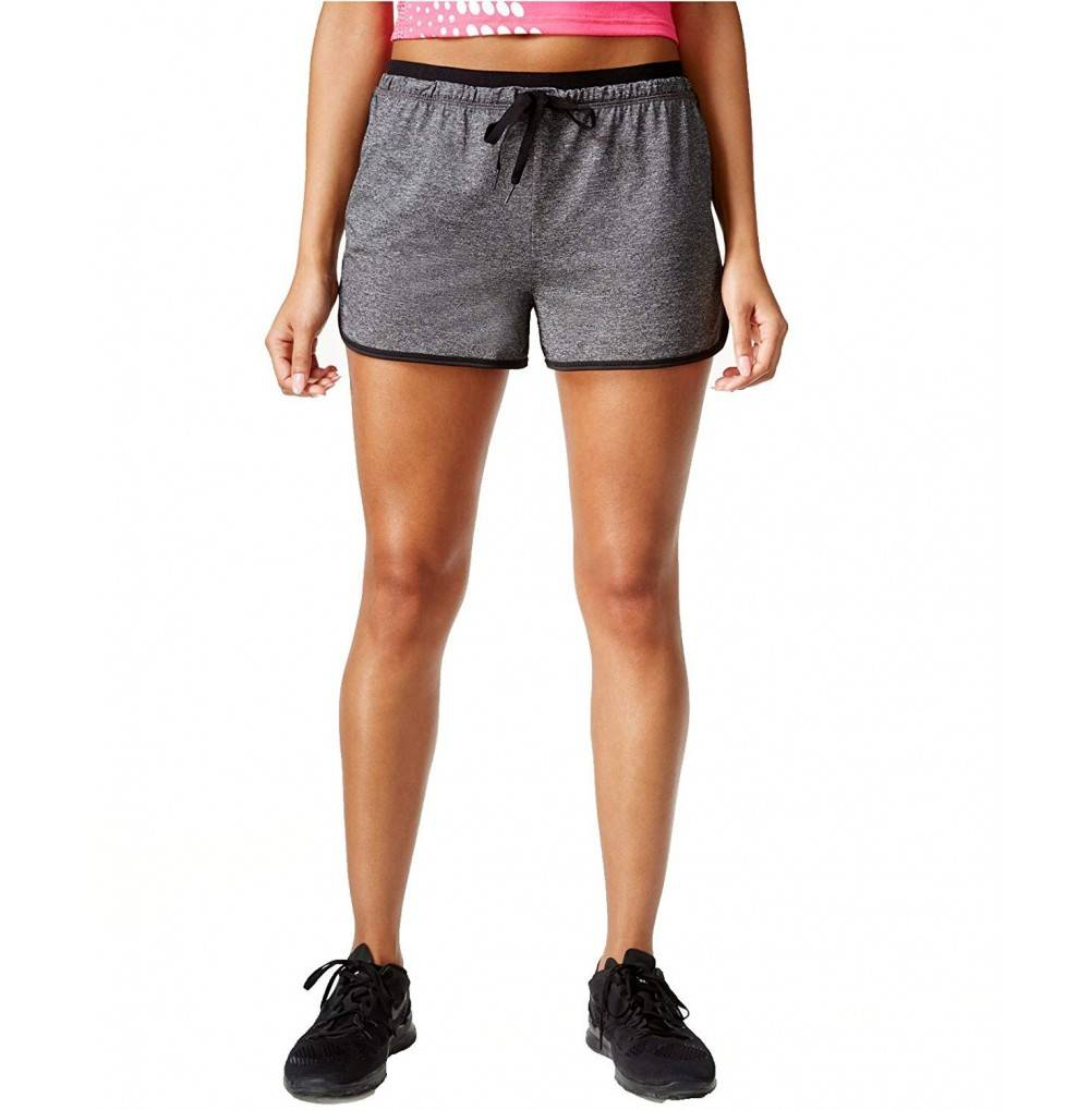 Ideology Womens Training Fitness Shorts