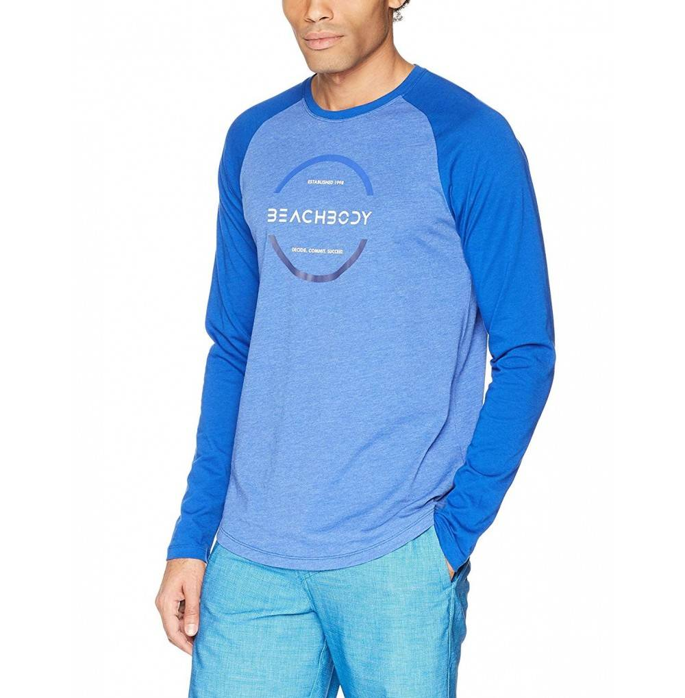 Beachbody Mens Infinity Long Sleeve