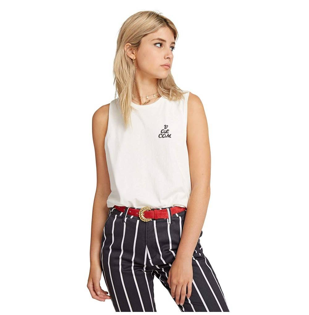 Volcom Juniors Womens Love Muscle