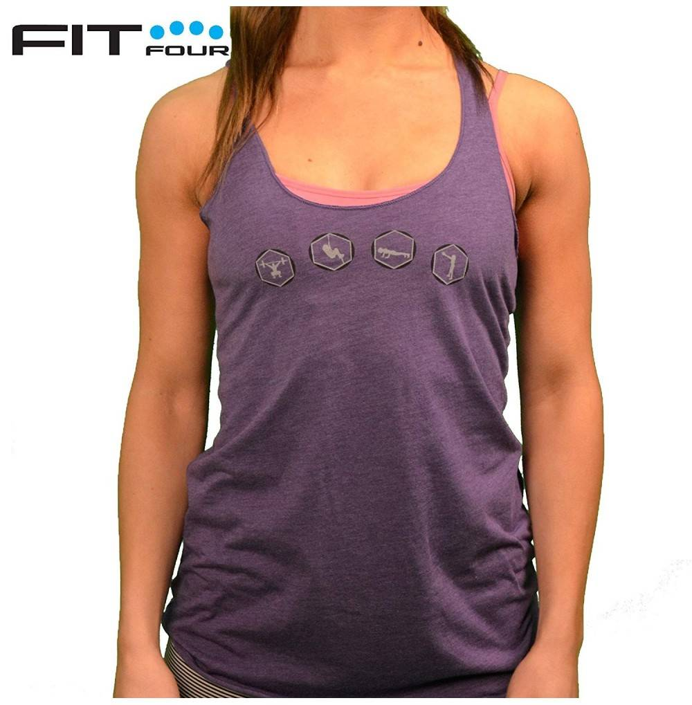 Fit Four Womens Tri Blend Fitness