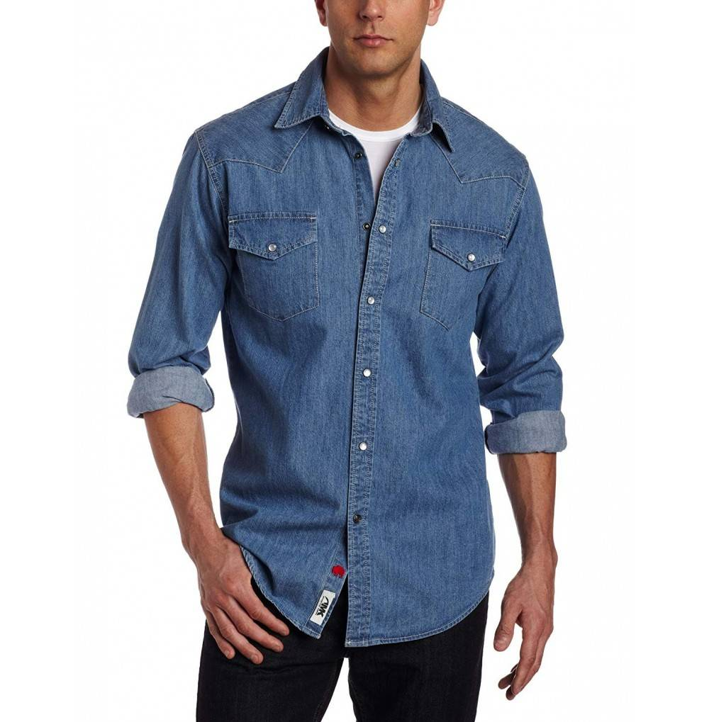 Mountain Khakis Original Denim Shirt