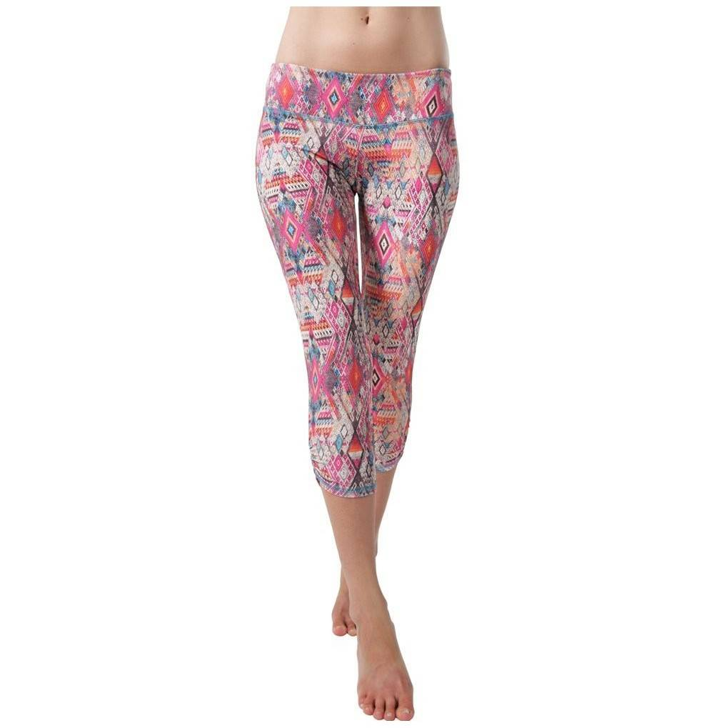 Jala Clothing Navajo Yoga Capri
