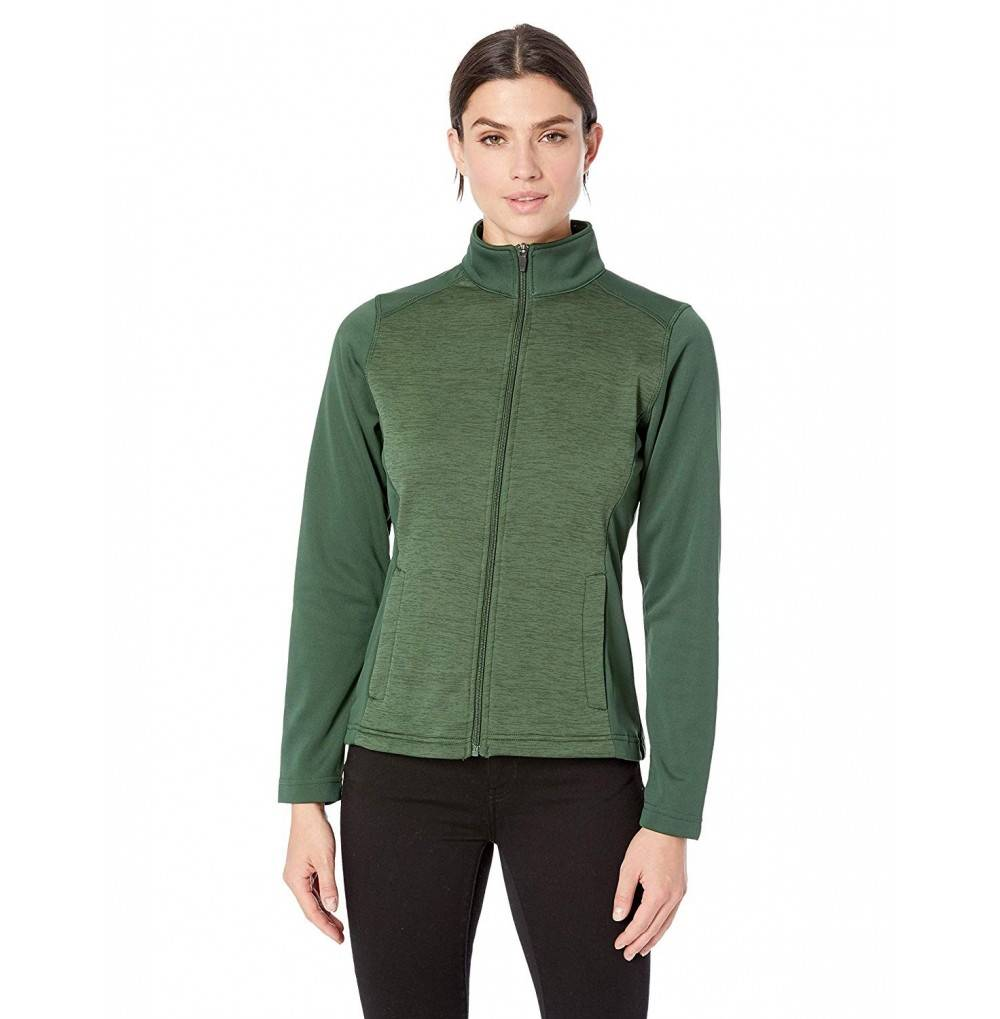 Jones Newbury Colorblock M lange Full Zip
