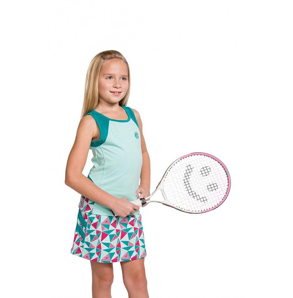 Street Tennis Club Girls Shorts