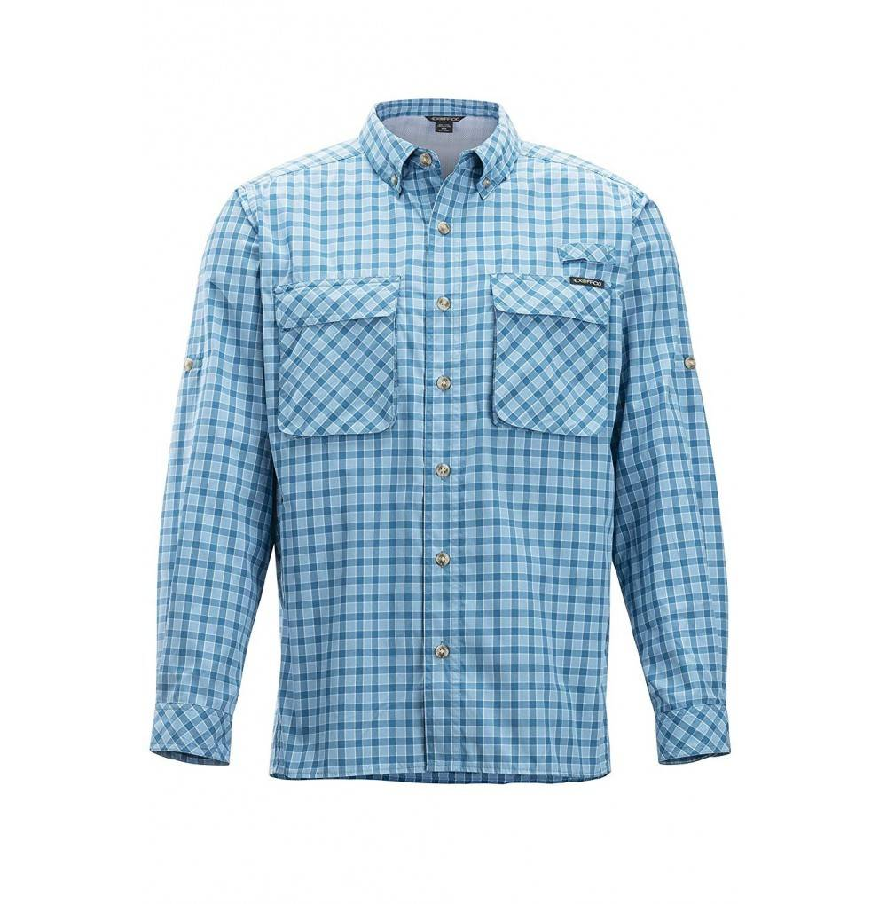 ExOfficio Strip Ginghambutton Down Shirts