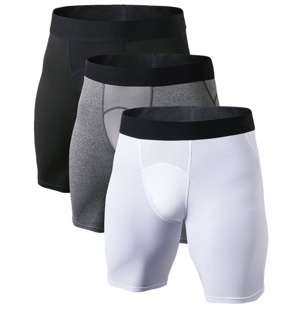 LNJLVI Sports Compression Short Tights