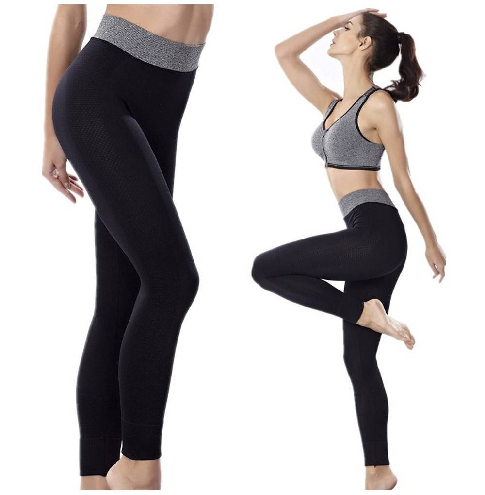DSTANA Womens Workout Leggings Widened