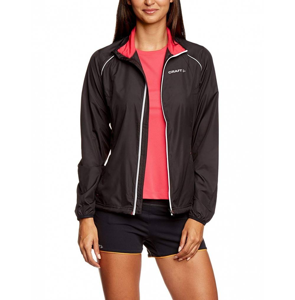 Craft Womens Performance Running Jacket