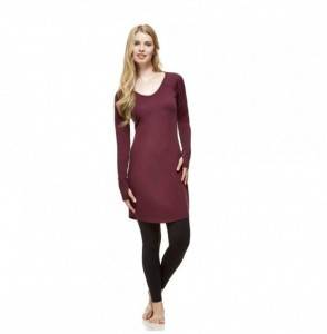 Hottotties Womens Thermal Tunic Top