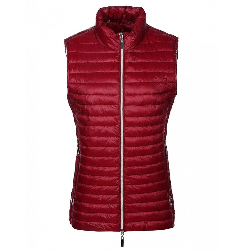 Bellivera Womens Collar Lightweight Quilted