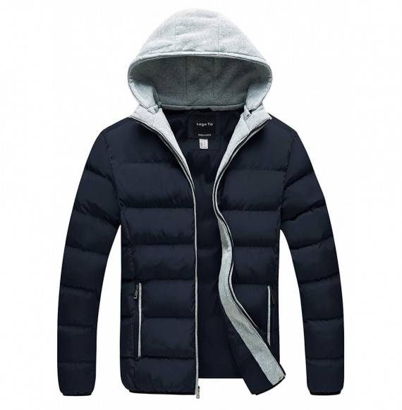 Lega Mens Winter Outwear Removable