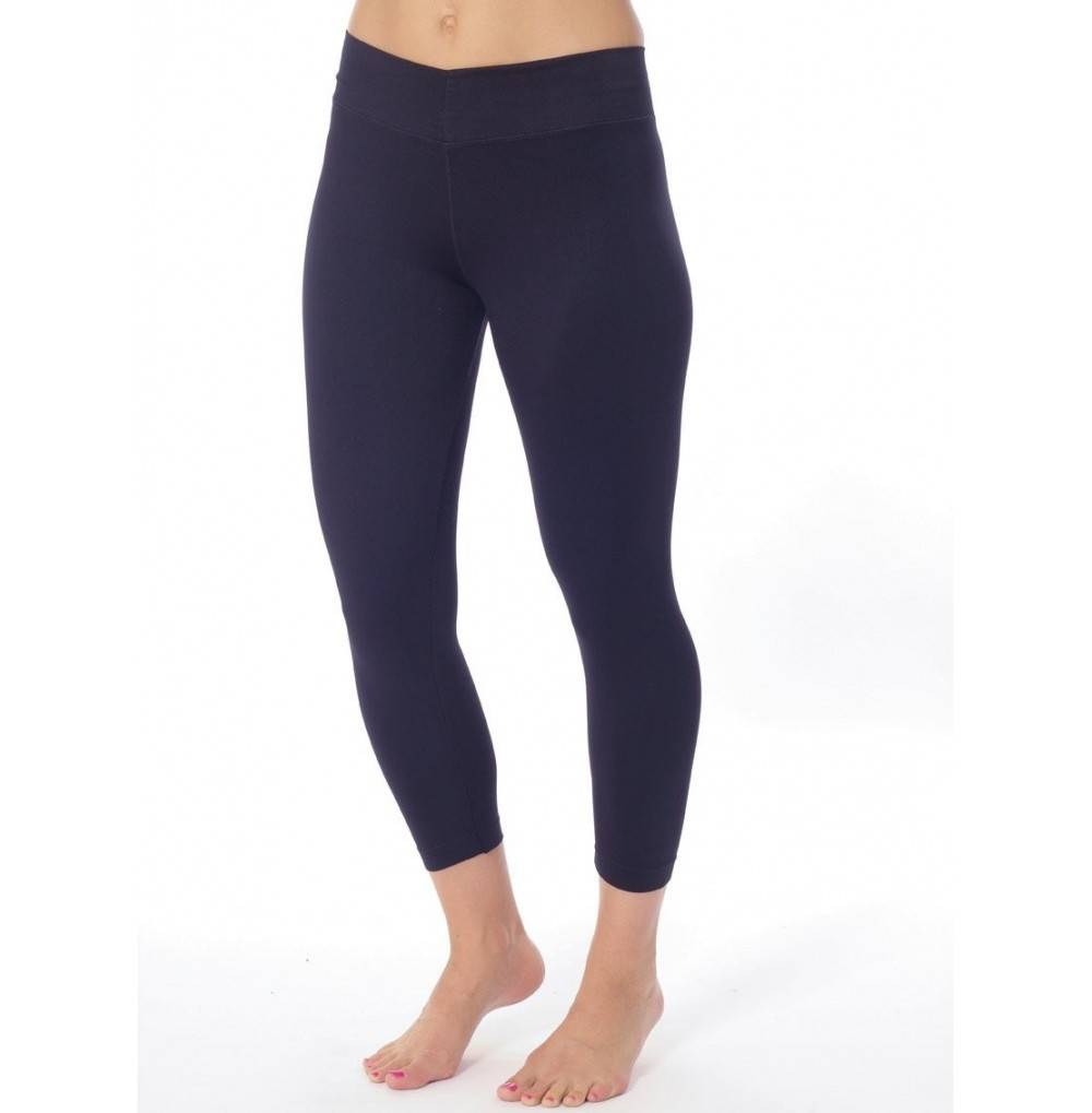 NUX Womens V Fitness Crop Pant