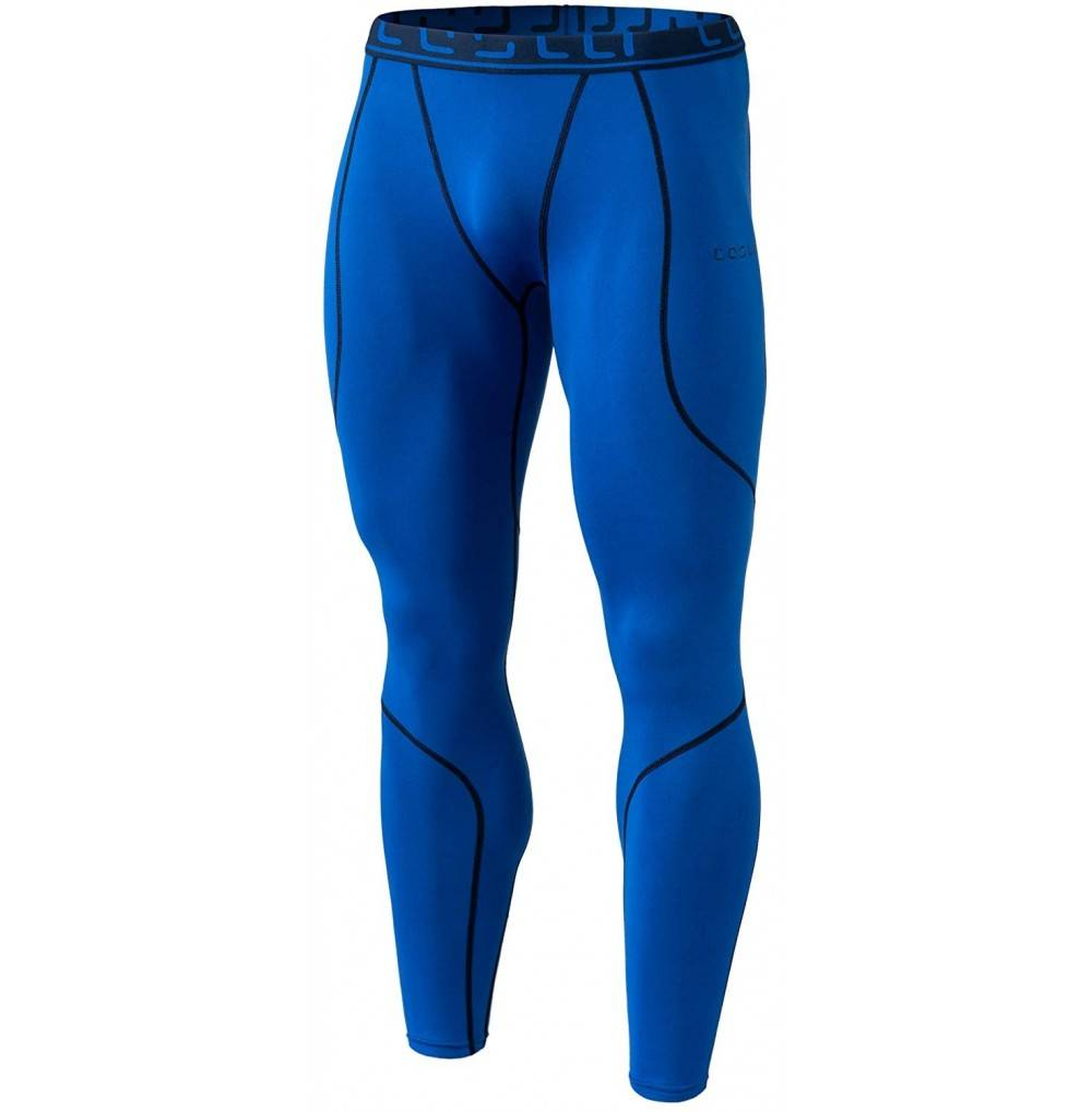 TSLA Wintergear Compression Baselayer Leggings
