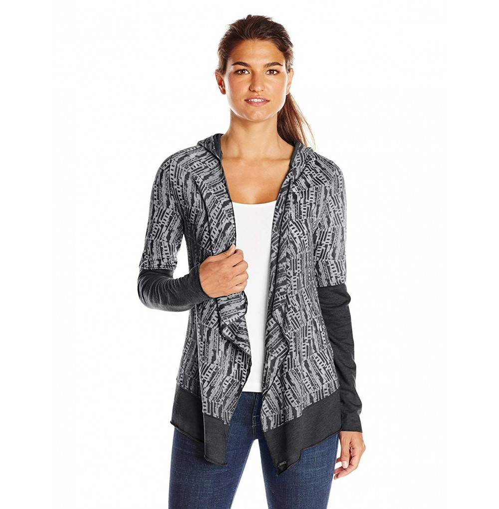 prAna Womens Graceful Wrap Shirt