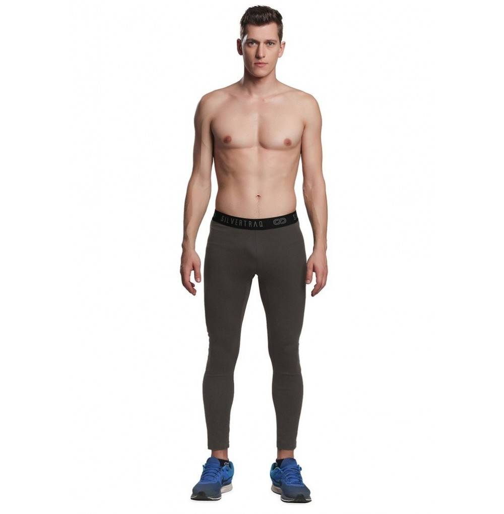 Silvertraq Wicking Sweatpants Training Baselayer