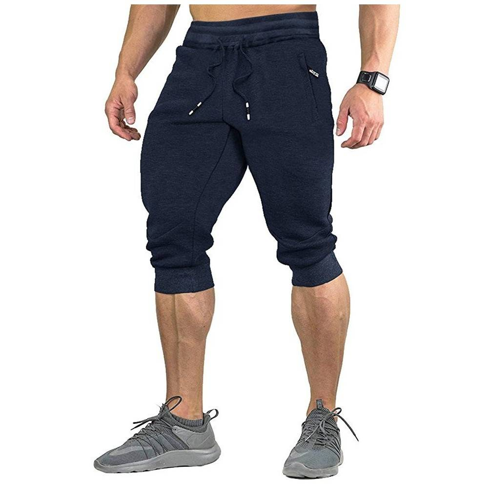 MINHAO Joggers Breathable Causal Pockets