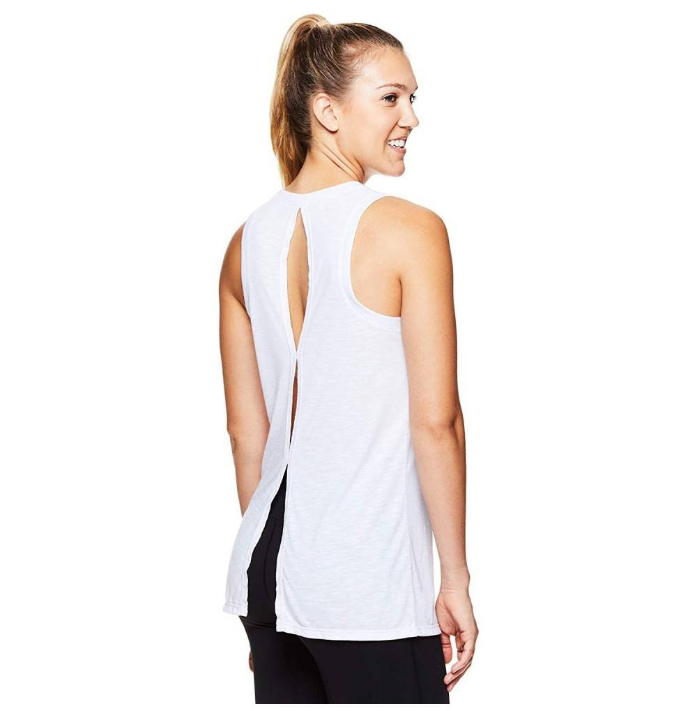 Gaiam Womens Open Back Yoga