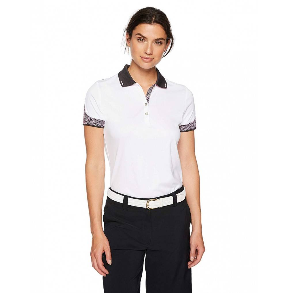 Greg Norman Womens Short Sleeve