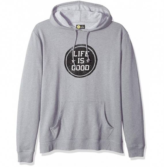 Life Good Simply True Hoodie