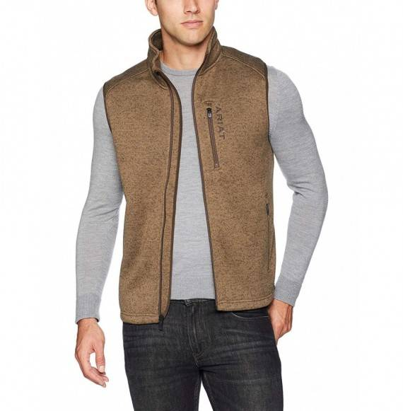 ARIAT Caldwell Full Zip Vest