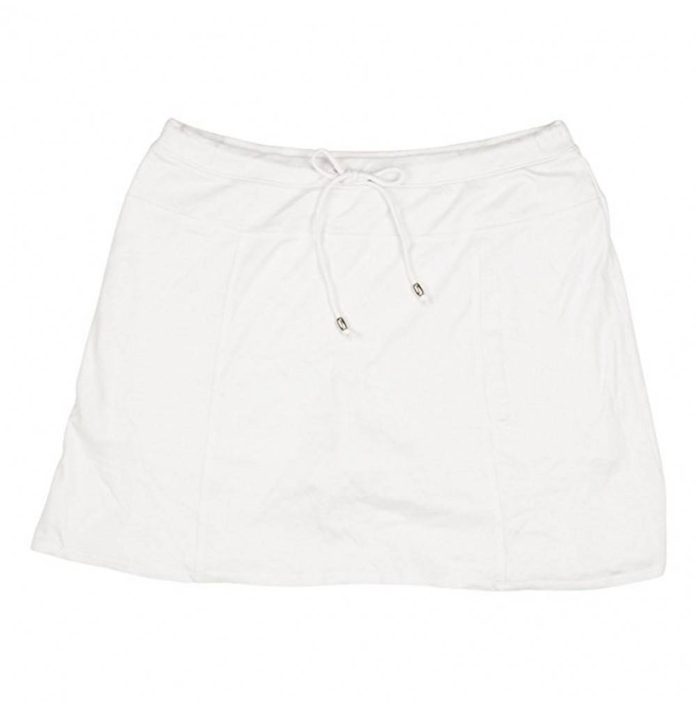 Green Tea Womens Skort White