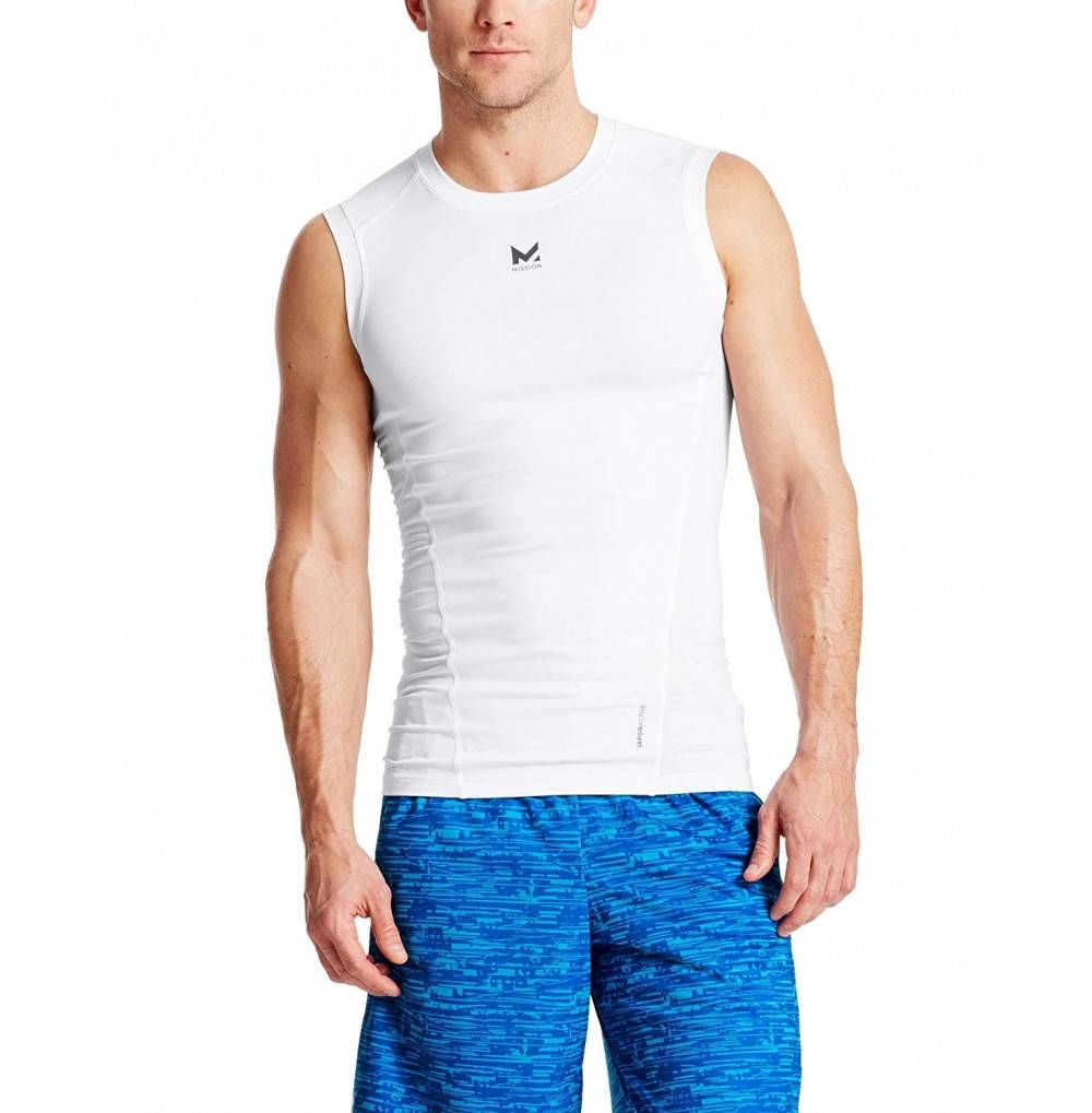 Mission VaporActive Voltage Sleeveless Compression
