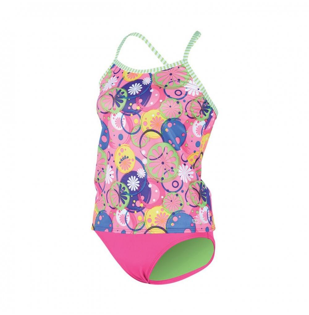 Dolfin Girls Uglies Tankini Swimsuit