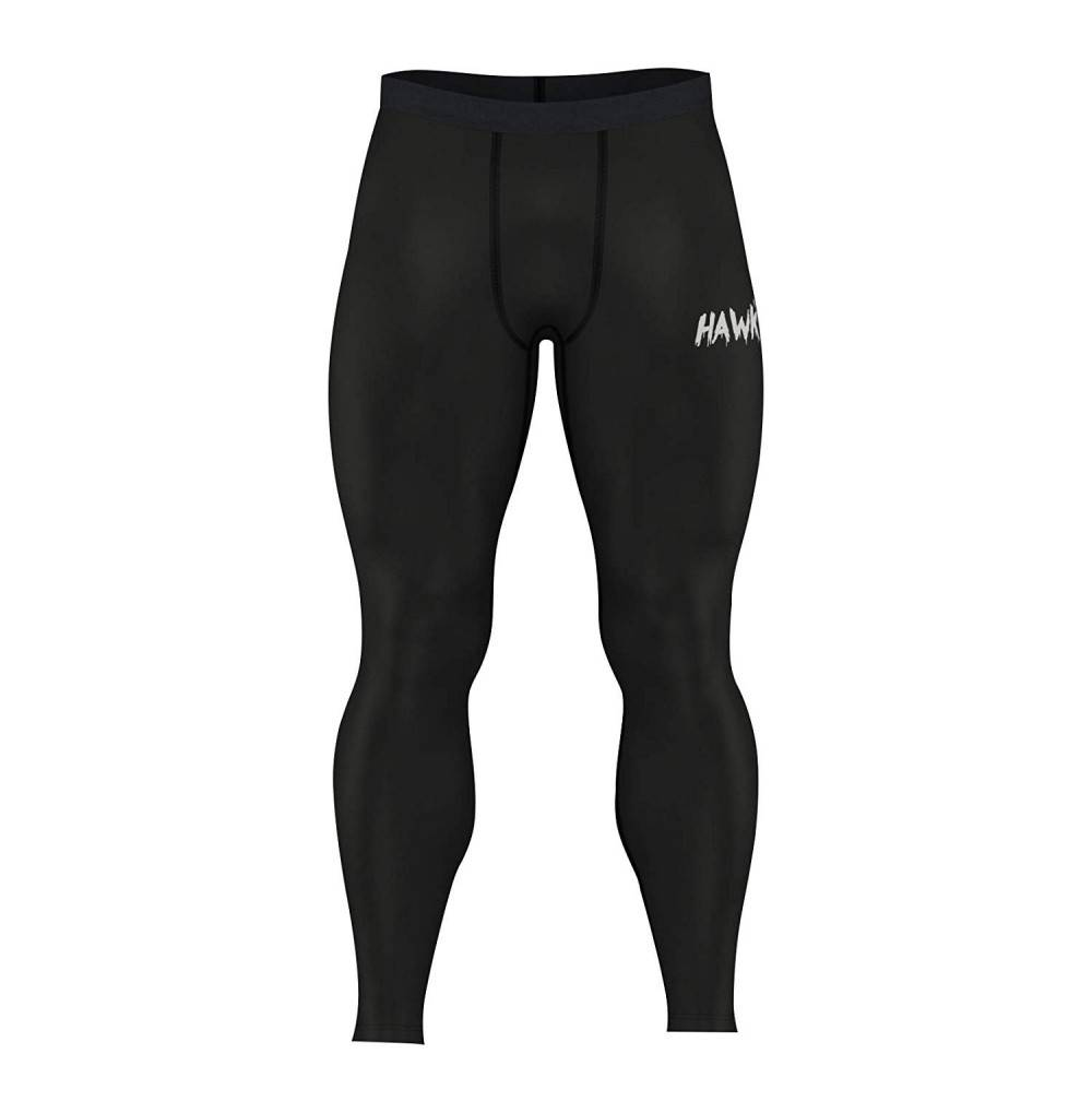 Hawk Sports Compression Running Leggings