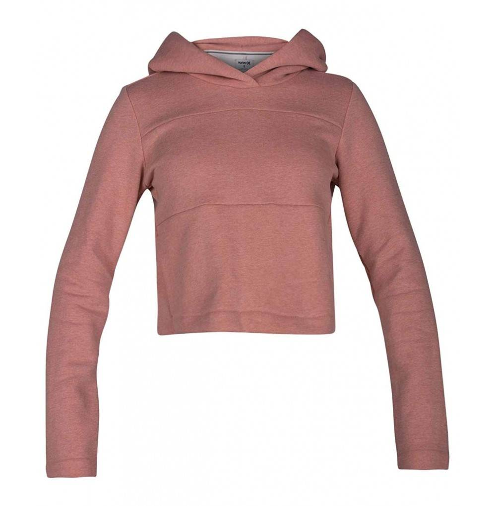 Hurley Womens Graphic Fleece Pullover