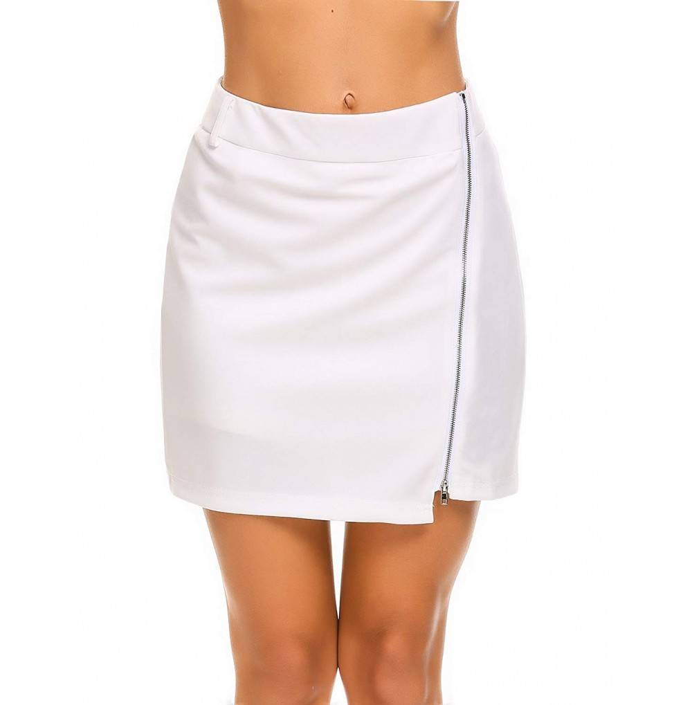 Chigant Womens Yoga Running Tennis Workout Athletic Sports Skirt