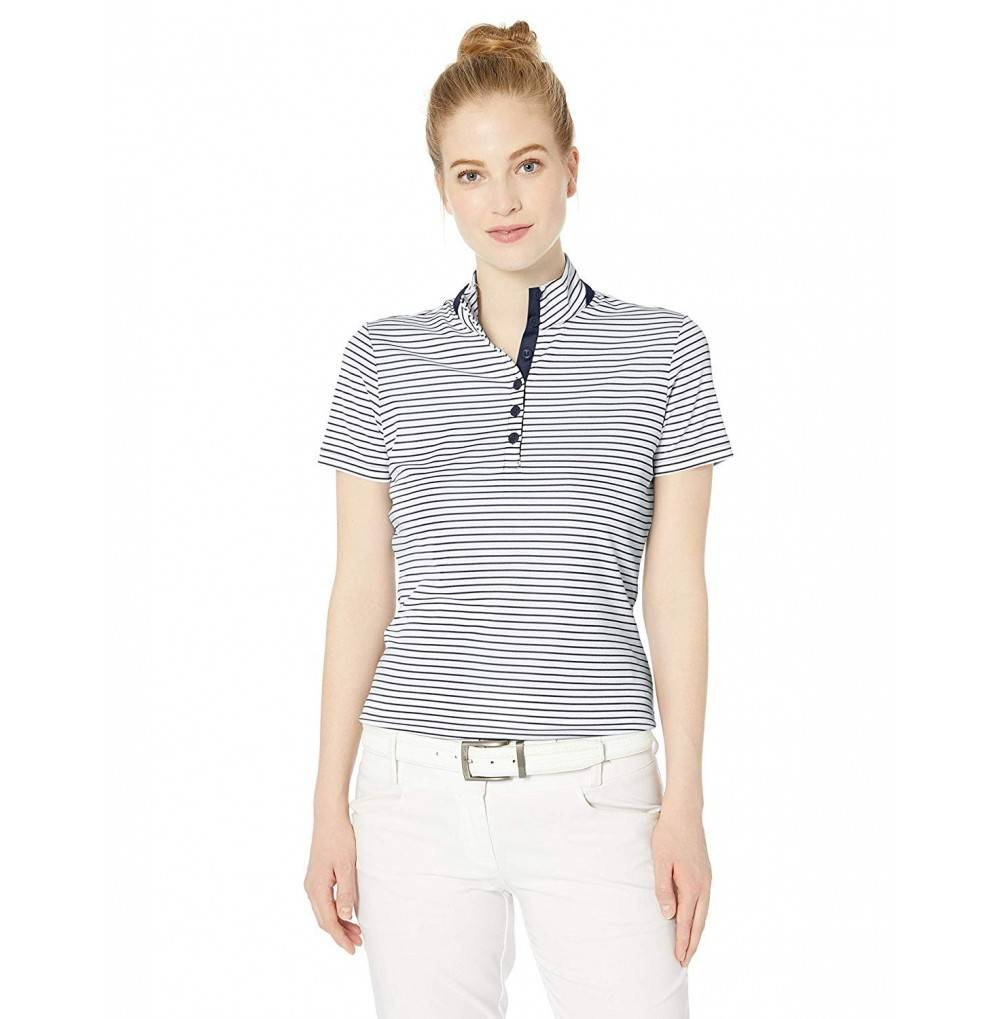 Greg Norman Womens Microlux Heathered