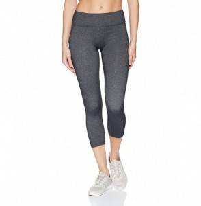 Terramar Reflex Fitted Capri Tights