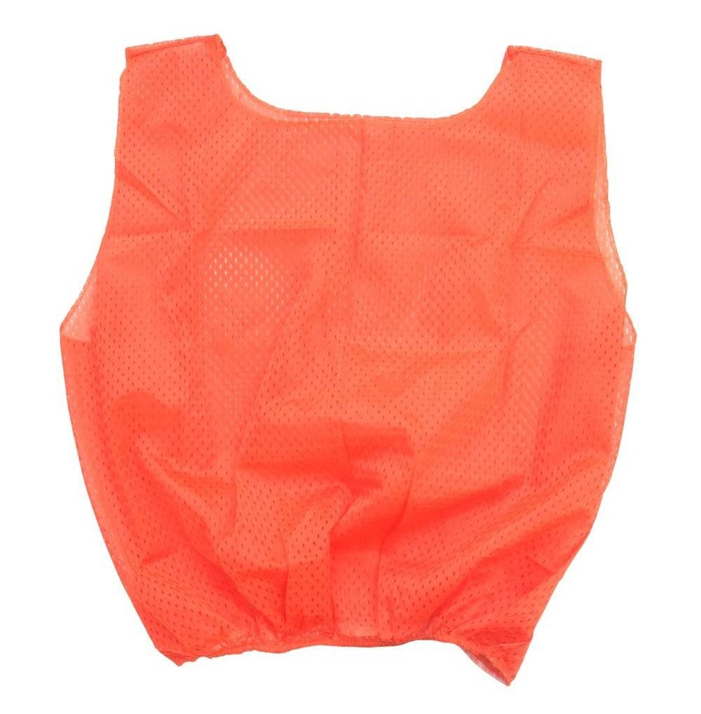 Sports Scrimmage Vest Junior Orange